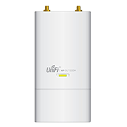 UBIQUITI UNIFI UAP-OUTDOOR+ SINGLE BAND 2/4 GHZ WITH MULTI-LANE