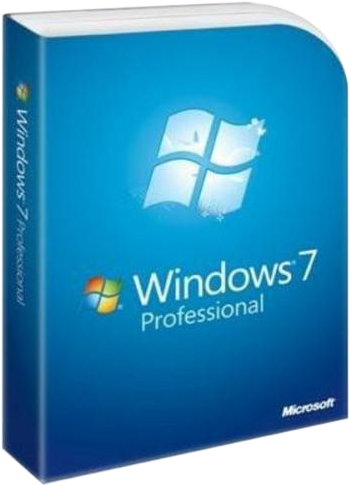 MICROSOFT WINDOWS 7 PROFESSIONAL SP1 32 BIT OEM  FQC-04617